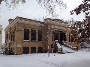 Potter County Library, Amarillo