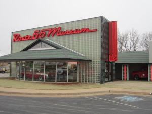 Route 66 Museum, Clinton