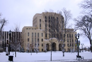 Potter County Courthouse