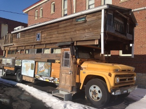 Jerry McClanahan's Magnificent RV
