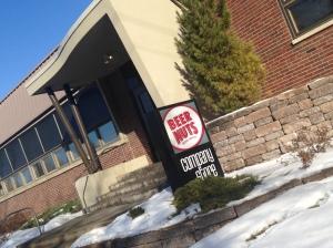 World's only beer nut factory, Bloomington, Illinois